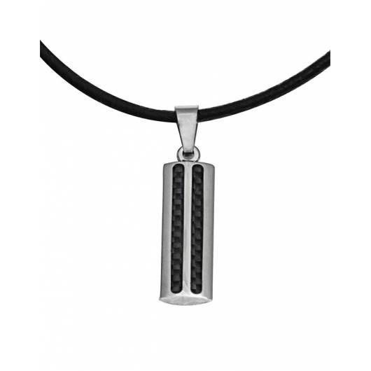 Collier carbone mixte
