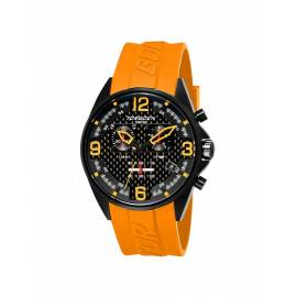 Montre Torgoen bracelet orange
