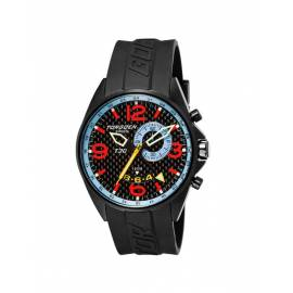 Montre carbone cadran chrono
