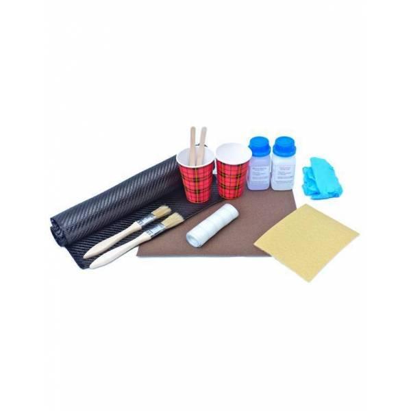 Starter kit composite sports carbone - Kit reparation carbone ...