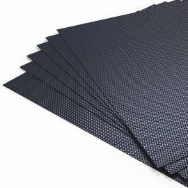 Plaque carbone 3mm